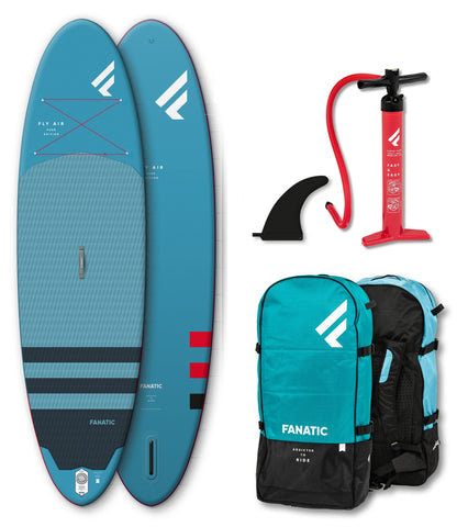 "Fanatic Fly Air 10'4"" Inflatable SUP"