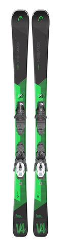 Head V-Shape V4 XL Skis with PR 11 bindings in 156cm