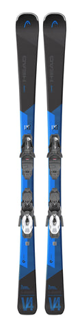 Head V-Shape V4 Skis with PR 11 bindings in 163cm