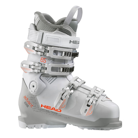 Head Advant Edge 65 W Ski Boot in White and Grey