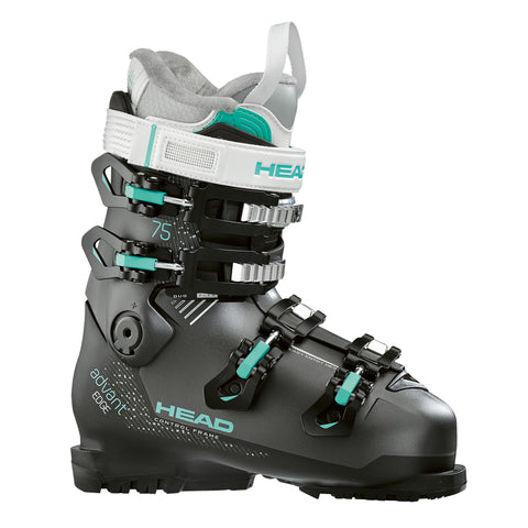Head Advant Edge 75 W Ski Boot in Anthracite and Black