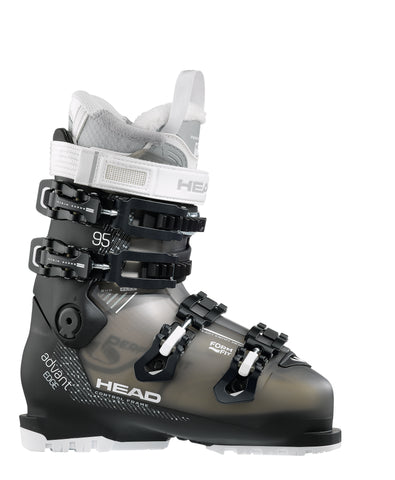 Head Advant Edge 95 W Ski Boot in AnthraciteBlack