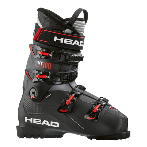 Head Edge LYT 100 Ski Boot in Black/Red