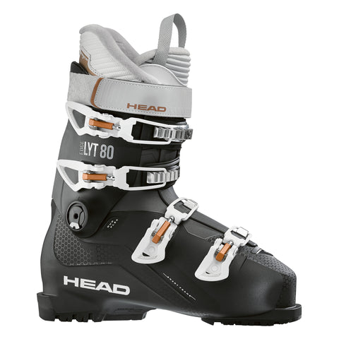 Head Edge LYT 80 W Ski Boot in Black and Copper