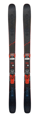 Head Kore 99 ski with Attack² 13 bindings in 180cm