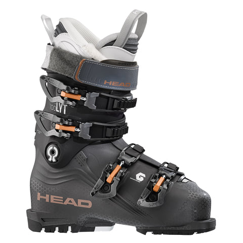Head Nexo LYT 100 W Ski Boot in Anthracite and Black