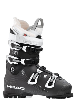 Head Nexo LYT 110 W Ski Boot in Anthracite & Black