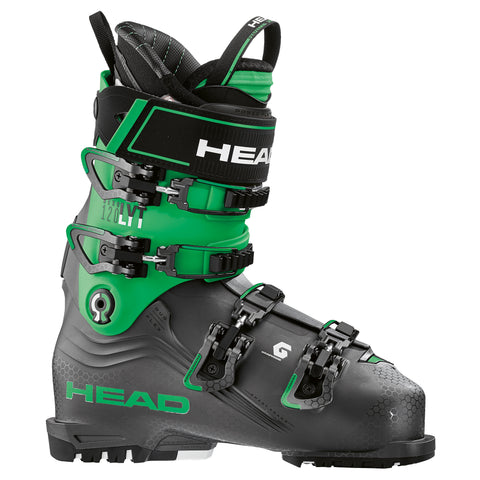Head Nexo LYT 120 Ski Boot in Anthracite and Green