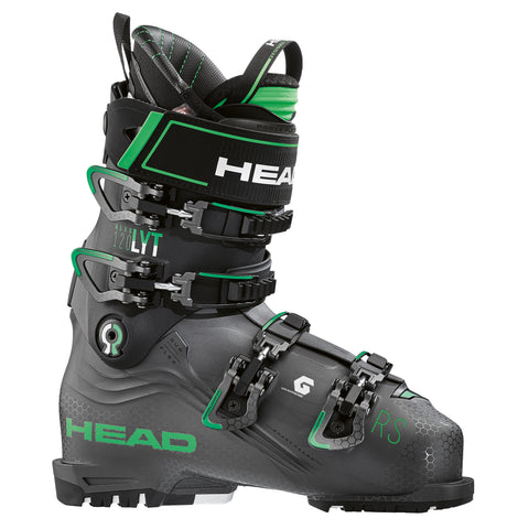 Head Nexo LYT RS 120 Ski Boot in Anthracite and Green