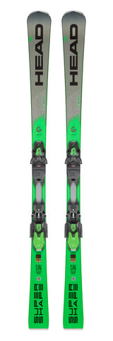 Head Supershape I.Magnum skis with PRD 12 bindings in 170cm