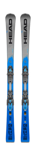 Head Supershape I.Titan skis with PRD 12 bindings in 170cm
