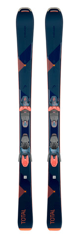 Head Total Joy 153cm Womens Ski with Attack 11 GW Binding