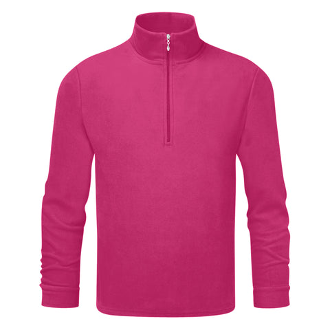 Kids Thermal Micro Fleece Raspberry