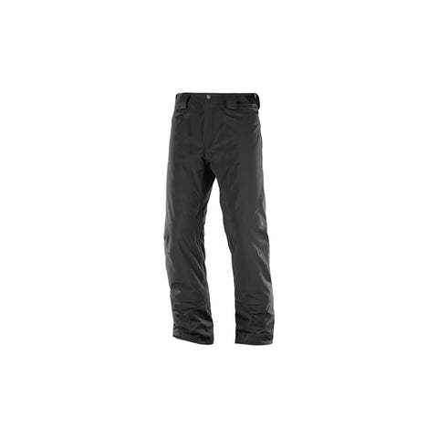 Salomon Icemania Mens Ski Pant in Black