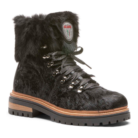 Olang Amica Women's Snow Boot in Black