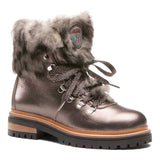 Olang Corona Womens Snow Boot in Bronze