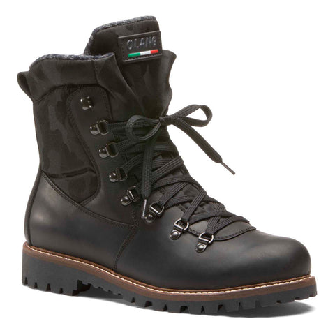 Olang Piave Mens Snow Boot in Black