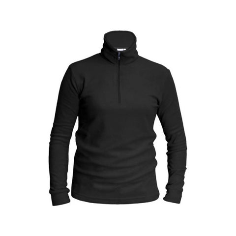 Ladies Thermal Micro Fleece - Black