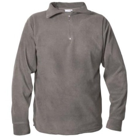 Kids Thermal Micro Fleece Steel Grey