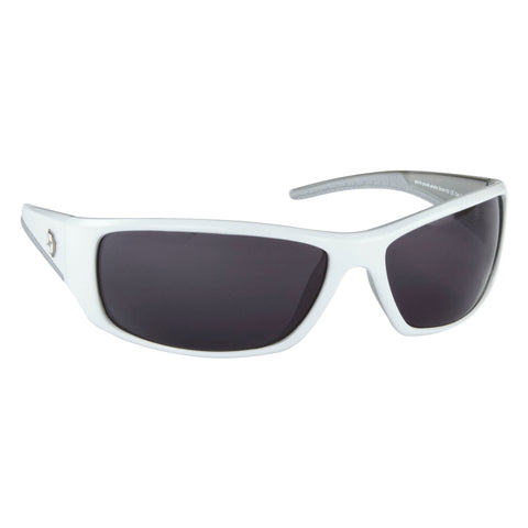 Zone sunglasses in White/Grey