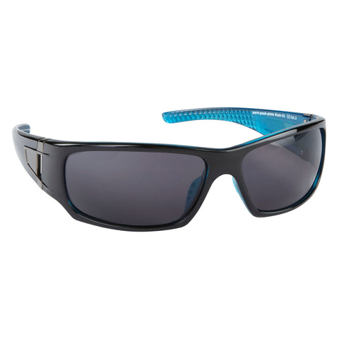 Rush sunglasses in Black/Blue