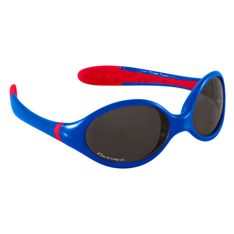 Flexi sunglasses in Blue/Red