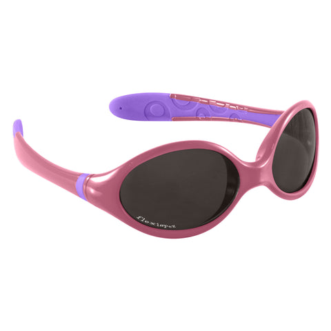 Flexi sunglasses in Pink/Lilac