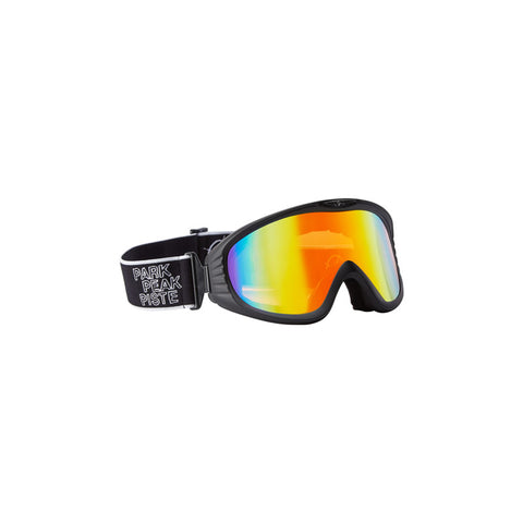 Vulcan Ski Goggles Black/Red