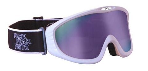 Vulcan Ski Goggles White/Purple