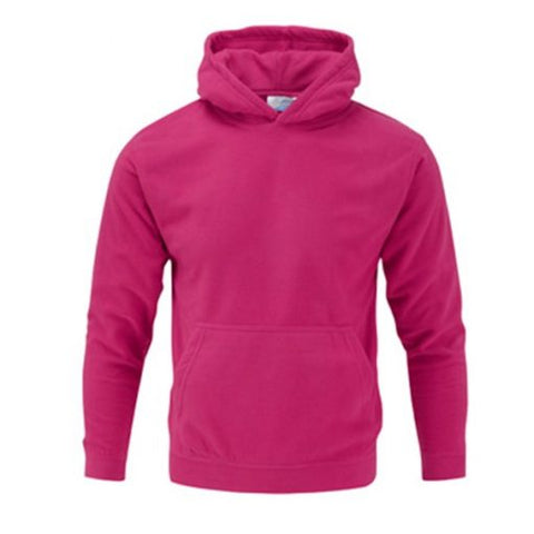 Kids Thermal Micro Hoody Magenta