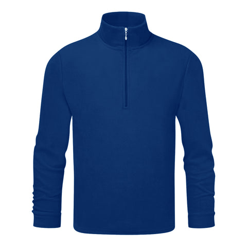 Mens Thermal Micro Fleece Olympic Blue