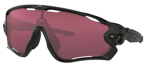 Oakley Jawbraker in Matte Black with Prizm Black