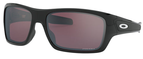 Oakley Turbine in Polished Black with Prizm Black