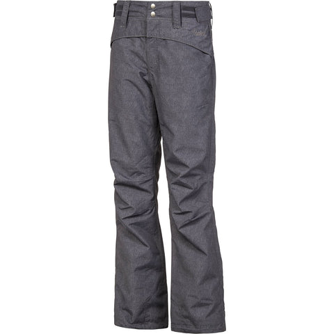 Protest Hopinsky Ski Trousers Heather Grey