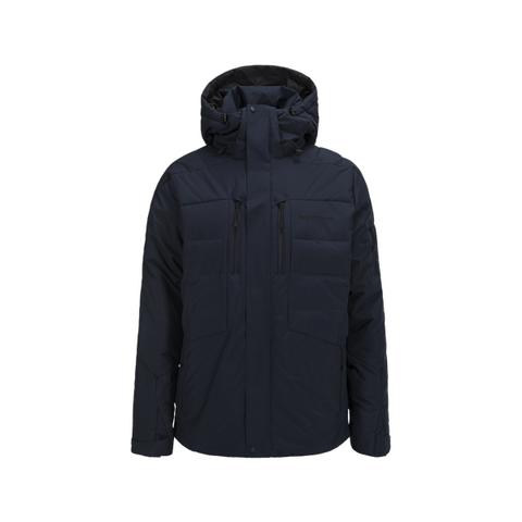 Peak Performance Shiga Ski Jacket Salute Blue