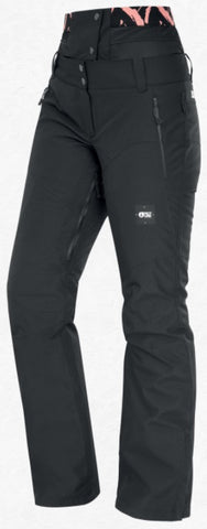 Picture Organic Clothing Women's EXA PT Snow Pants in Black