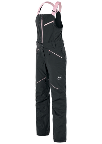 Picture Haakon Womens Bib Pants in Black