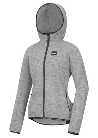 Picture Moder Womens fleece in Grey
