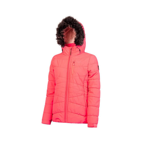 Protest Valdez Ladies Ski Jacket Petunia