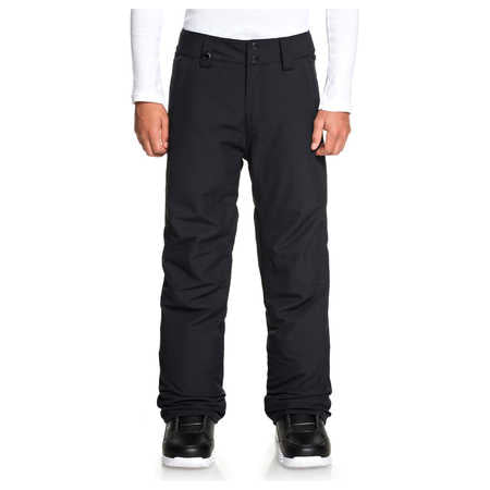 Quicksilver Estate Boys Ski Pants in Black