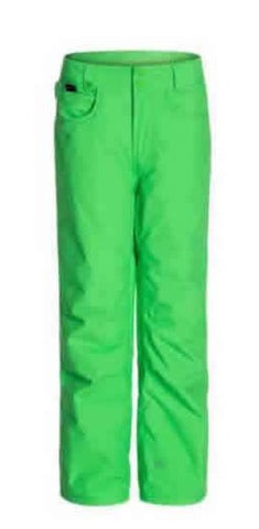 Quiksilver State Youth Boys Ski Snowboard Trousers Poison Green