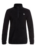 Quiksilver Aker Boys Fleece in Black