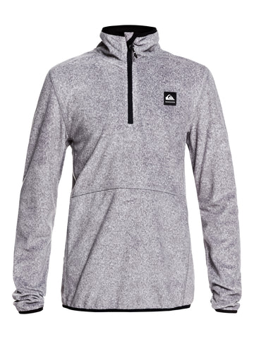 Quiksilver Aker Boys Fleece in Grey