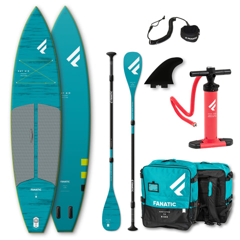 "Fanatic Ray Air Pocket 2021 11'6"" Inflatable SUP"