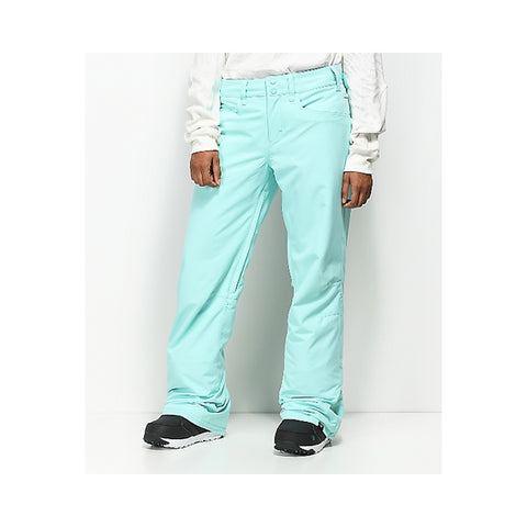 Roxy Backyard Ladies Ski Pants Aruba Blue XL