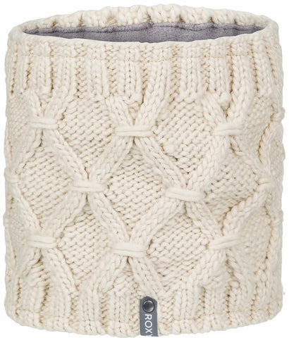Roxy Winter Collar Neckwarmer in Angora Style:  ERJAA03735-TEE0