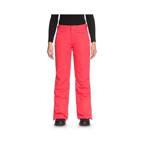 Roxy Backyard Snow Pants for Women Teaberry