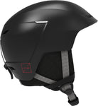 Salomon Icon LT Access Ski Helmet Black in Small