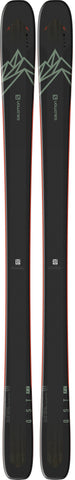 Salomon QST 92 Skis with Warden MNC 11 bindings 169cm