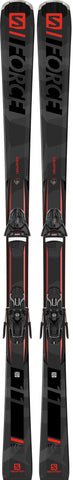 Salomon S/Force 11 Ski with Z10 GW bindings in 163cm